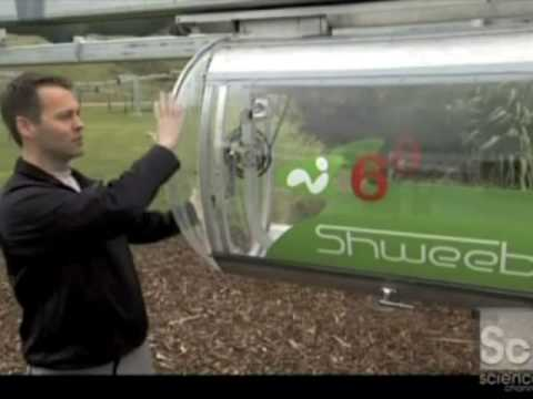 SCHWEEB is SCHWEEET!   The future of commuting and transportation is here!!!