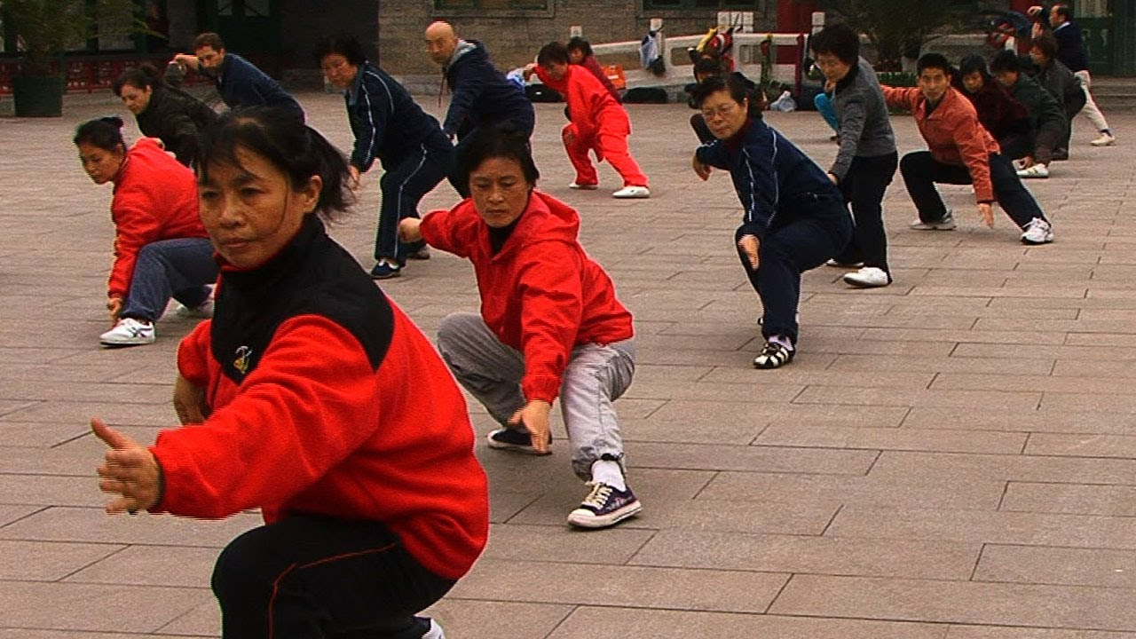 YANG TAI CHI CHUAN by Empty Mind Films