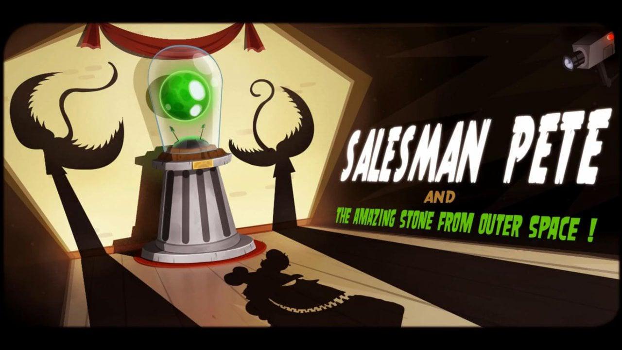 Salesman Pete–The future of Animation